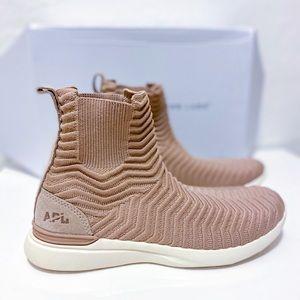 new Lululemon APL Techloom sock sneaker